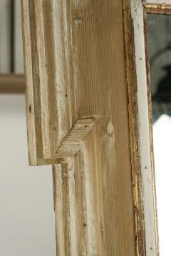 Tall Hand Carved Italian Mirror - 2115709