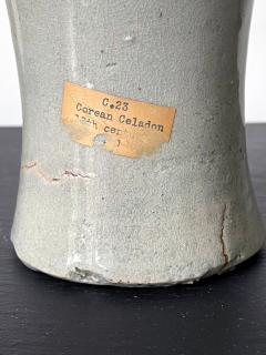 Tall Korean Ceramic Storage Jar Joseon Dynasty - 2077108