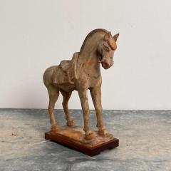 Tang Dynasty Horse China Circa 7th Century - 1580258