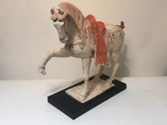 Tang Dynasty Prancing Horse - 1939134
