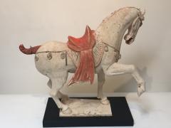 Tang Dynasty Prancing Horse - 1939135