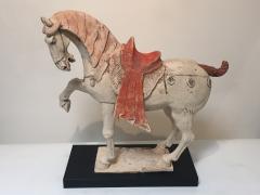 Tang Dynasty Prancing Horse - 1939137