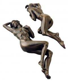 Tanya Ragir Tanya Ragir Bronze Sculpture Reflection Limited Edition of Nine - 74538