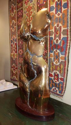 Tanya Ragir Tanya Ragir Torso Bronze Sculpture Limited Edition of Nine - 74532