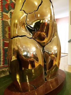 Tanya Ragir Tanya Ragir Torso Bronze Sculpture Limited Edition of Nine - 74534