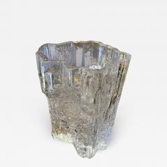 Tapio Wirkkala Tapio Wirkkala For Ittala Glass Vase - 1117653