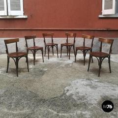 Tavern chairs Vecchia Milano 1960s - 2025953