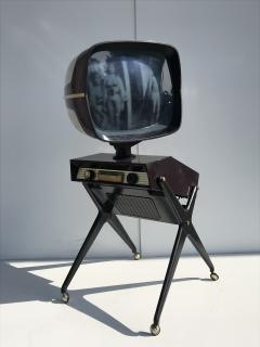 Teleavia P111 TV Designed by Bertroni 1958 - 735998