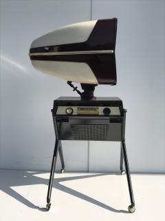 Teleavia P111 TV Designed by Bertroni 1958 - 735999