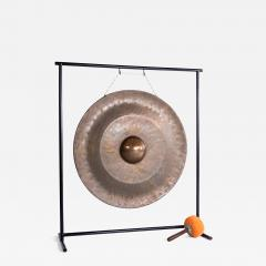 Temple Gong on Metal Stand - 1226723