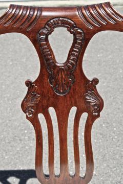 Ten American Centennial Mahogany Dining Chairs - 1463876