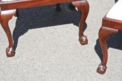 Ten American Centennial Mahogany Dining Chairs - 1463889