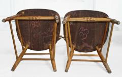 Ten Connecticut Hoop Back Windsor Chairs - 1463971