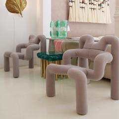 Terje Ekstrom Contemporary Mod Ekstrem Armchair Designed by Terje Ekstrom - 2107060