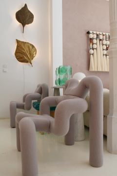 Terje Ekstrom Contemporary Mod Ekstrem Armchair Designed by Terje Ekstrom - 2107063