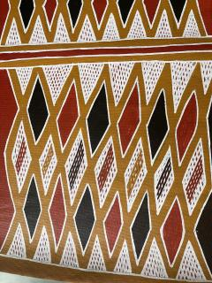 Terrence Gaypamany Gurruwiwi Aboriginal Body Painting Terrence Gurruwiwi Elcho Island Australia - 1961460
