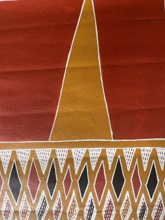 Terrence Gaypamany Gurruwiwi Aboriginal Body Painting Terrence Gurruwiwi Elcho Island Australia - 1961462