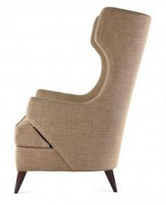 The Benjamin Wing Back Club Chair - 268517