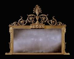 The Brocket Hall Library Thomas Chippendale Mirror - 1468350