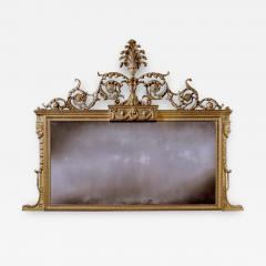 The Brocket Hall Library Thomas Chippendale Mirror - 1470899