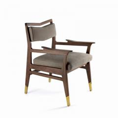 The Bruno Arm Dining Chair - 268457