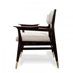 The Bruno Arm Dining Chair - 268459