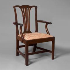 The Butler Family Chippendale Armchair - 71543
