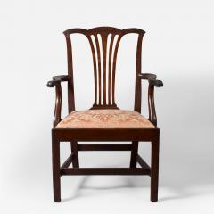 The Butler Family Chippendale Armchair - 71617