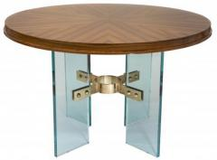 The Jules Center Dining Table Floor Sample - 268295