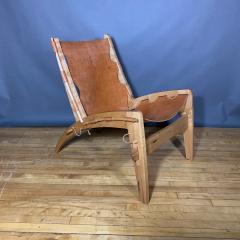 The Quilpo Lounge Chair Ottoman Dan Burstyn Argentine - 1319416