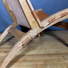The Quilpo Lounge Chair Ottoman Dan Burstyn Argentine - 1319418