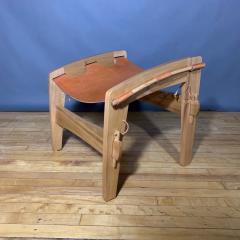 The Quilpo Lounge Chair Ottoman Dan Burstyn Argentine - 1319421