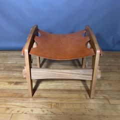 The Quilpo Lounge Chair Ottoman Dan Burstyn Argentine - 1319423