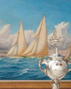 The Thomas Lipton National Canadian Regatta Hydroplane Cup 1929 - 2023214