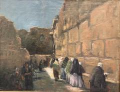 The Wailing Wall - 1702201