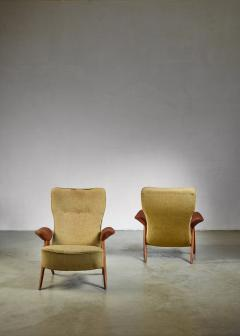 Theo Ruth Pair Theo Ruth chairs The Netherlands 1950s - 783769