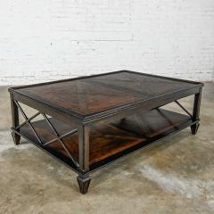Theodore Alexander Sumner coffee or cocktail table marst hill collection by theodore alexander - 2130360