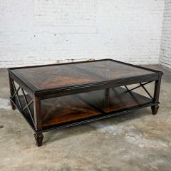 Theodore Alexander Sumner coffee or cocktail table marst hill collection by theodore alexander - 2130362