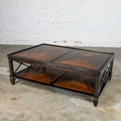 Theodore Alexander Sumner coffee or cocktail table marst hill collection by theodore alexander - 2130363