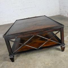 Theodore Alexander Sumner coffee or cocktail table marst hill collection by theodore alexander - 2130383