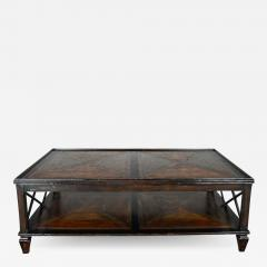 Theodore Alexander Sumner coffee or cocktail table marst hill collection by theodore alexander - 2132052