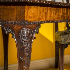 Thomas Chippendale 18th Century Chippendale Pier Table or Games Table - 962331