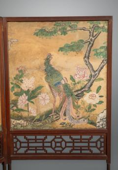 Thomas Chippendale A George III Folding Firescreen in the Chinese Chippendale Taste - 930125
