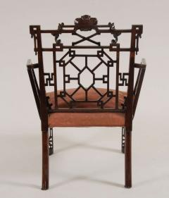Thomas Chippendale Chinese Chippendale Armchairs Lord Leverhulme - 842670