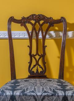 Thomas Chippendale Fine Pair of George III Chippendale Gothic Chairs - 918973
