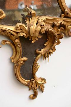 Thomas Chippendale Fine Pair of George III Giltwood Girandole Mirrors - 391000