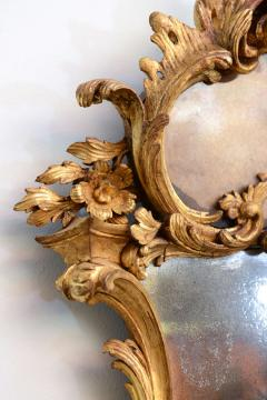 Thomas Chippendale Fine Pair of George III Giltwood Girandole Mirrors - 391003