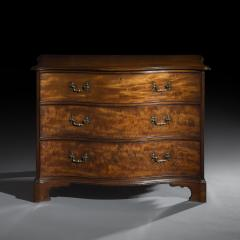 Thomas Chippendale George III Serpentine Chest of Drawers attributed to Thomas Chippendale - 1043511