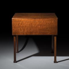 Thomas Chippendale Georgian Chippendale Drop Leaf Table - 1214777