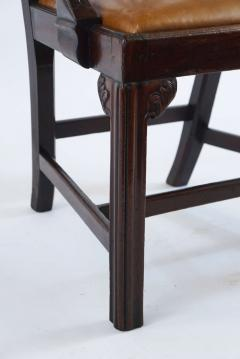 Thomas Chippendale Gothic Chippendale Mahogany Armchair - 1073510